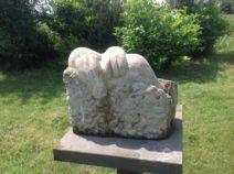 Eduard van Rooy - Rust - Frans kalksteen - € 2000,--