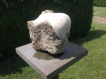 Eudard van Rooy - Detail - Frans kalksteen - € 3625,--