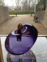 Fredy E. Wubben-Calabaza-videt glas brons-575