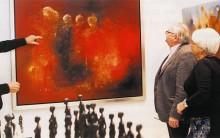 Kunst kijken met Lau Sneeboer (Bij Sous-Terre)