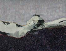 Ad Verhagen - Op handen gedragen - 130x100 cm - € 3500,--