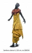 200254 Samburu dance II, 135 cm txt