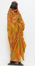 Marianne Houtkamp - Tarahumara - 63 cm - brons - € 4600,--txt