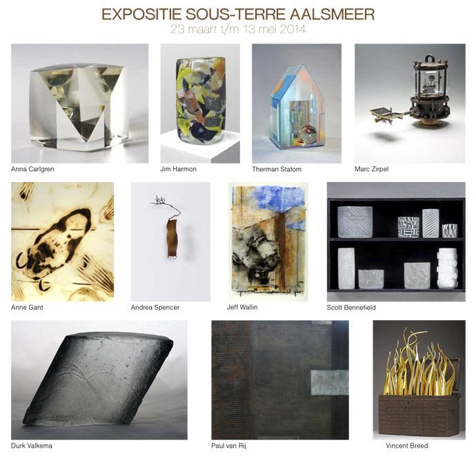 Expositie Aalsmeer 23-3-2014 - 13-5-2014