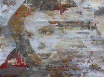 Edo Kaaij - Vintage - Gem. techniek - 120 x 160 cm - 4800