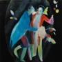 16.Jan Peter van Opheusden - Verleiding - 100 x 100 cm € 3000,--