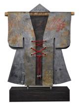 Kimono 201439 - lood en gemengede techniek - 30x23 cm - 450,- euro