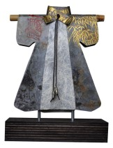 Kimono 201460 - lood en gemengede techniek - 25x20 cm - 395,- euro