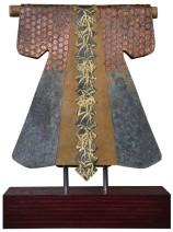 Kimono 201481 - lood en gemengede techniek - 28x23 cm - 395,- euro