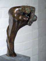 Ellie Leloup - Introspectie - Brons - 1-8 - 1150