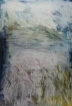 Francien van Poppel - z.t. 4 - Acryl op linnen - 110 x 160 cm - € 3500,-- (2)