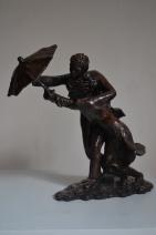 Door weer en wind - brons - opl. 5-8 - 1300