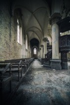 Jorieke Westhoff - Church of Purity - FineArt Print op 3mm dibond + 3mm acryl - 60 x 90cm - € 1237,5,- - No 1 -