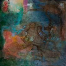 Charlotte Lugt - Als de Linden slapen - Gem. techniek - 110x110 - 3200
