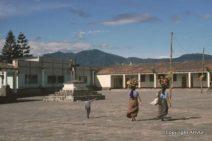 Guatemala Voor 't vuur - dibond op aluminium - 90x60 - 995_640x427