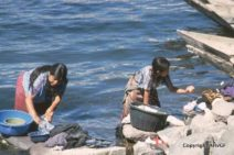 Guatemala washing - dibond op aluminium - 90x60 - 995_640x427