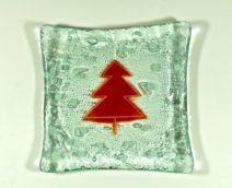 Schaaltje met kerstboom 1 - 40