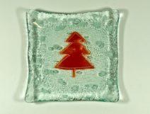 Schaaltje met kerstboom 2 - 40