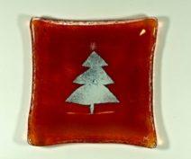 Schaaltje met kerstboom 3 - 40