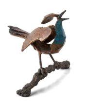 Jozephine Wortelboer - Blauwborst - brons - serie - 1150