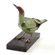 Jozephine Wortelboer - Groene specht - brons - 4-8 - 3750