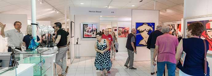 Expositie 'Highlight kunstenaars' 24 juli – 11 september 2016