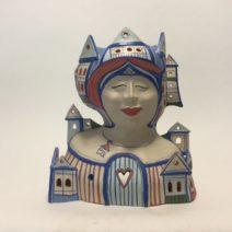 Anne Kemerink - De makelaar - keramiek - 35 cm - nr. 1 - 750_768x768