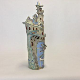 Anne Kemerink - Ik vertrek - keramiek - 50 cm - nr. 3 - 650_768x768