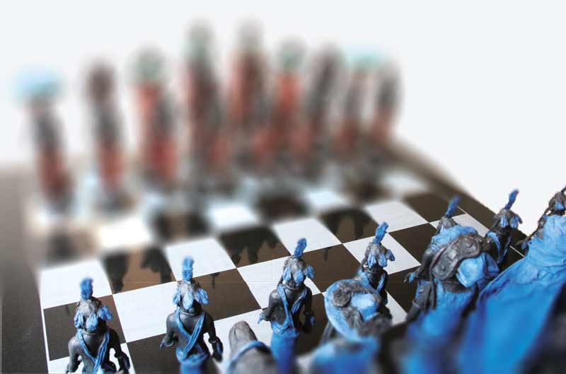 galerie_sous_terre-onthulling-schaakspel
