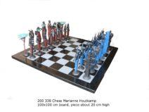 1 schaakspel