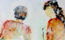 Jubileumexpositie Paula Evers op 26 maart 2017 bij Sous-Terre Lithoijen