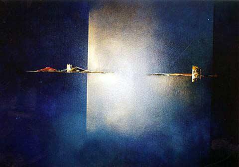 Schilderij Paula Evers