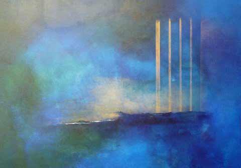 Schilderijen Paula Evers