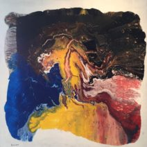 Paula Evers - Compositie 119 - Gem. techniek - 100x100 - 2200_769x768