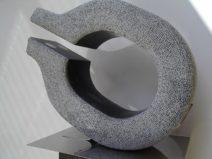 Peter Koks - At last - Hardsteen marmer - 50x36x14 - 1700