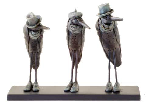 Tosca van Oorschot - Heron brothers