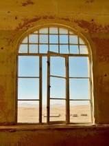 Desert view - foto op dibond met alu frame - 60x80 - opl. 10-25 - 595_576x768