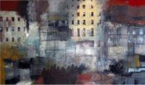 Elies Auer - Lissabon III - acryl op canvas - 70x120 - Ôé¼ 2850_1024x598_1024x598