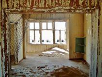 Empty room - foto op dibond met alu frame - 80x60 - opl. 7-25 - 595_1021x768