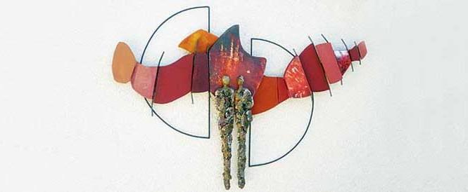 Groepsexpositie galerie Sous-Terre Lithoijen - Judith Braun