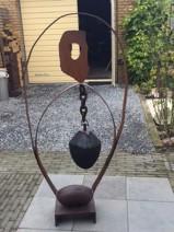 Frans Verweij - Sailor - metaal € 1500,- _576x768