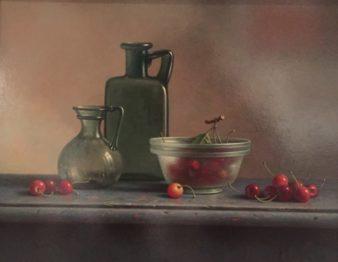 Wil Smits - Z.t. 015 - Olieverf op linnen - 40x50 - 1850_990x768