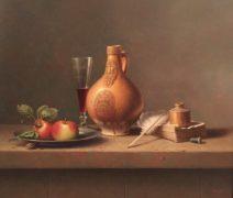 Wil Smits - Z.t. 7343 - Olieverf op panneel - 60x70 - 2600_907x768