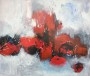 Bernadette Zeegers - No title 3 - Acrylic on linen - Made in 2017 - 120x140 cm