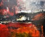 Bernadette Zeegers - No title 7 - Acrylic on linen - Made in 2017 - 120x100 cm