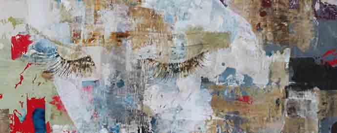 Veelzijdige expositie bij Galerie Sous-Terre