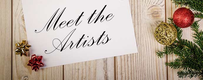 'Meet the Artists' bij Sous-Terre Lithoijen