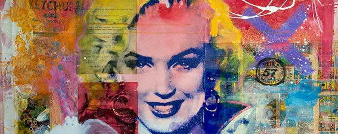 Pop-Art kunst bij Galerie Sous-Terre